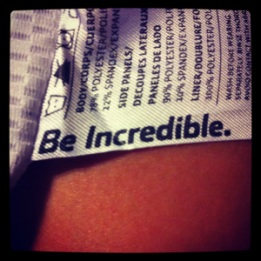 triathlon be incredible positivity