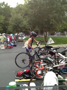Stephanie Hughes bicycle transition Ramblin rose triathlon stolen colon ostomy blog
