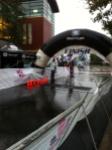 Stephanie Hughes Ramblin' Rose triathlon race swim bike run stolen colon ostomy blog surgery ileostomy